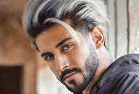 männer frisuren geheimratsecken