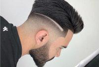 Männer Frisuren mit geringer Verblassung