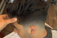 Männer Mittelblasser frisuren