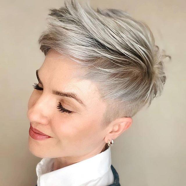 kurz haare frisuren