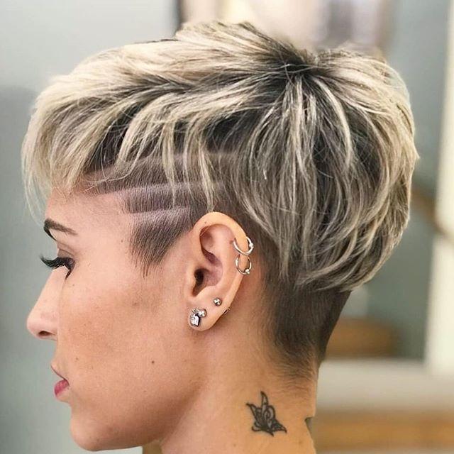 damen frisuren kurz