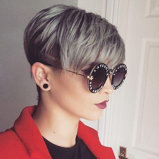 kurz haare haarschnitt