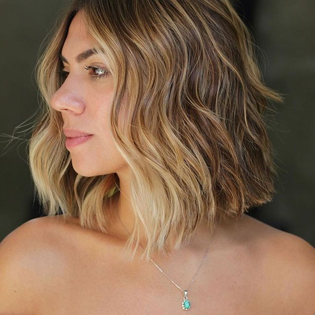 kurz haare haarschnitt stufig