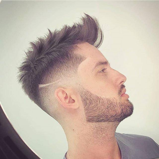 männer frisuren kurz dünnes haar