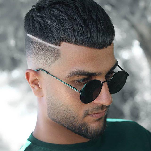 männer frisuren kurz hinterkopf