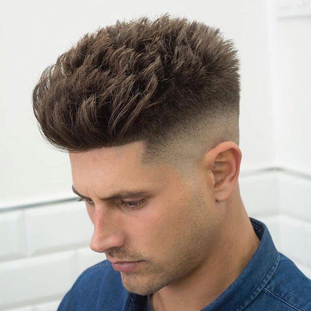 männer frisuren kurz selber schneiden