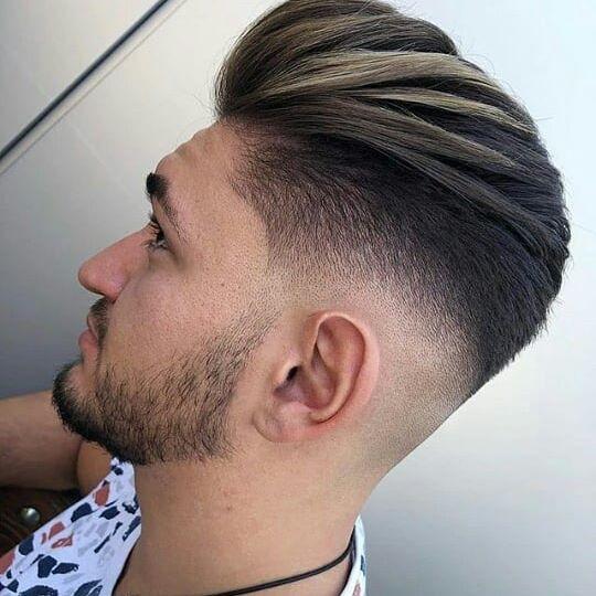 männer frisuren mittellang glatt