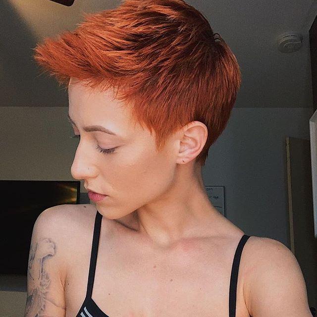 kurze pixie frisuren