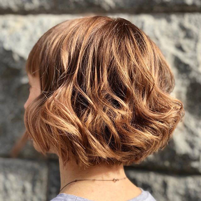 longbob frisuren locken