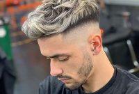 männer frisuren mit bart kurz